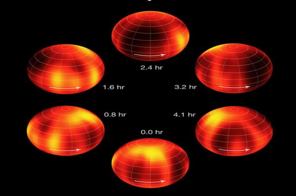 主导褐矮星大气的原因