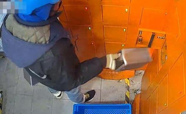 图啥?男子偷电瓶怕被抓,荒野求生1个月