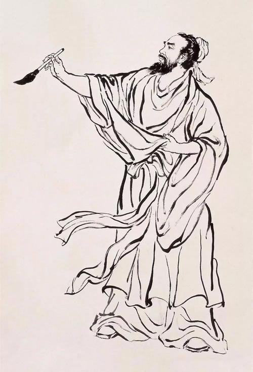 顾恺之画关于维摩诘的故事,顾恺之原来是画圣卫协的徒弟?