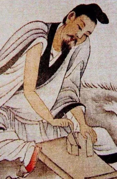 羊欣受王献之荐举,找顾恺之求教
