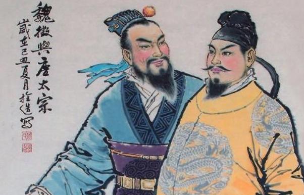 唐太宗纳谏的故事,没有魏征,大唐可能无法呈现贞观之治?