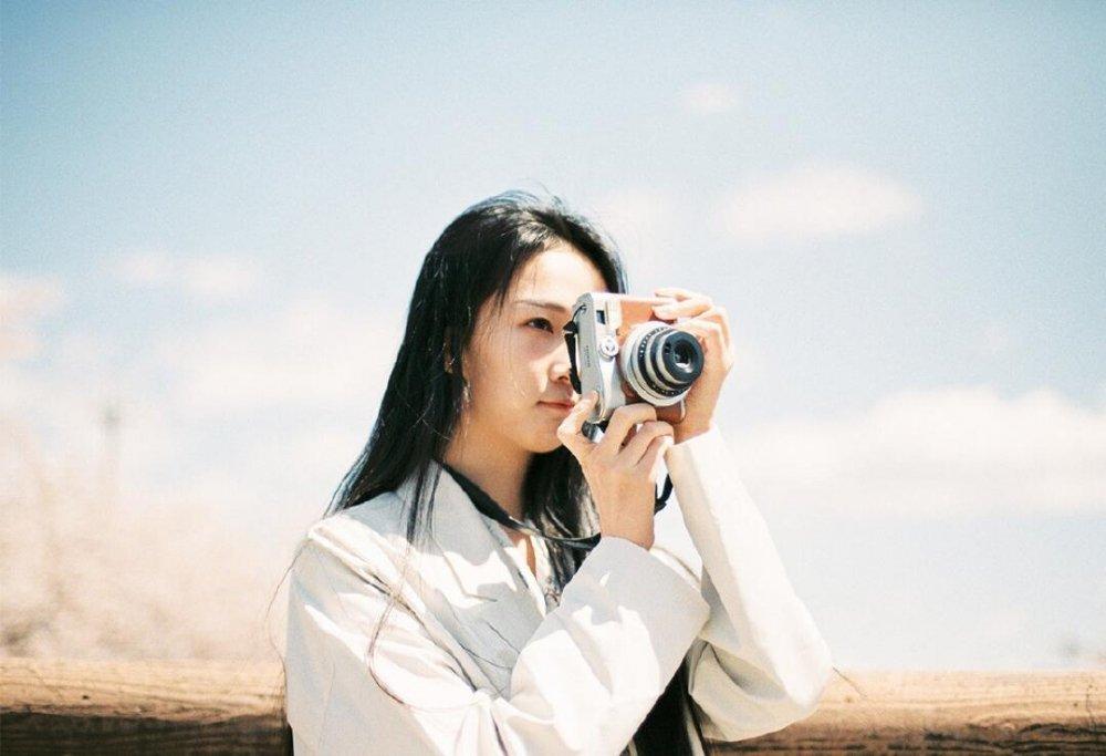 长发女神户外唯美个人艺术摄影写真集