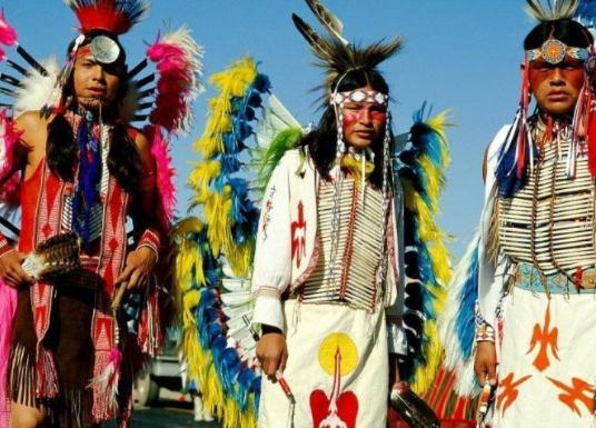 印第安人对中国人态度