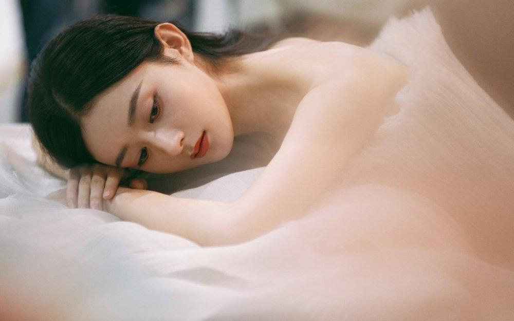 当红明星赵丽颖仙气魅力摄影写真