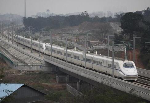 武广高铁开通时间什么时候,武广高铁开通的价值意义