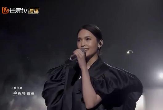 《乘风破浪的姐姐》,杨丞琳年轮说 演唱会质感,并且成功踢馆?