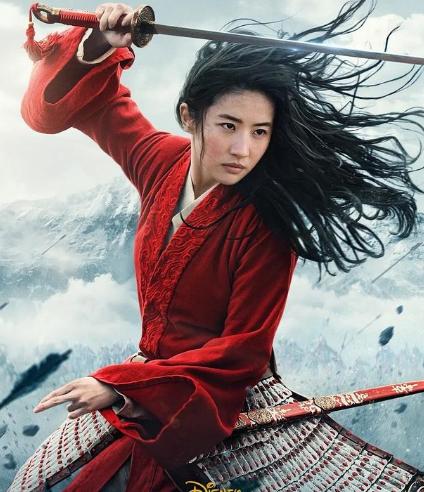 《花木兰》刘亦菲提名土星奖最佳女主角,但这部电影为什么口碑两极分化?