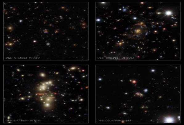 机器学习是发现1200多个引力透镜的关键,引力透镜是什么?