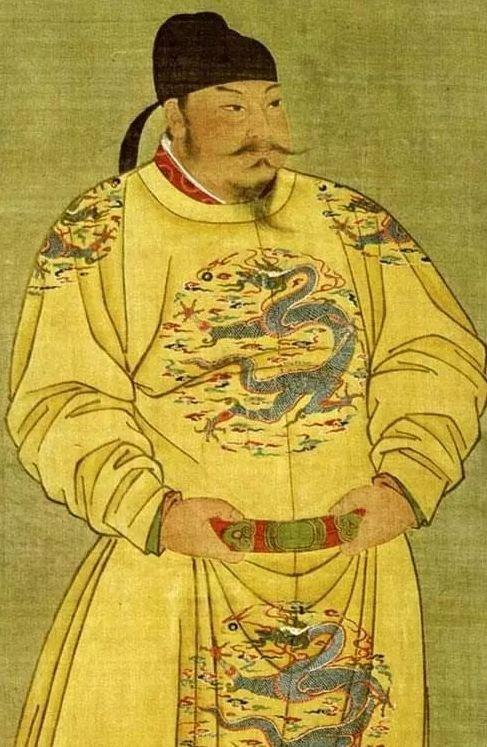 李渊没有采纳李世民不退兵的想法,李世民怎么应对的?