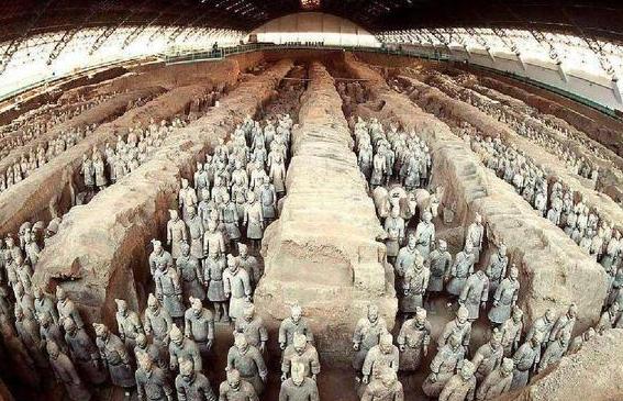 秦始皇兵马俑简介,难怪那么多古代文献中没有记载兵马俑的,原来是因为这个