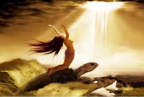 女娲补天的神话故事难道是真实的?曾有美国的科研小组进行考证?