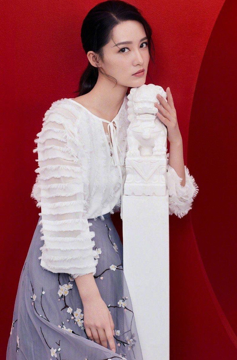 李沁清纯甜美时尚唯美写真大片