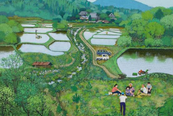 《【杏鑫在线登陆注册】王维的这一首描写夏天景色的诗句,令人身临其境,陶醉其中》