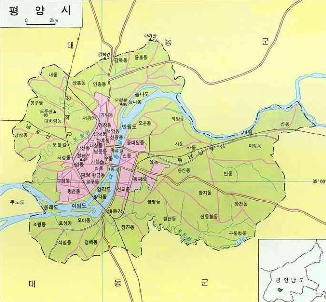 朝鲜的首都在哪里?朝鲜的经济结构如何?朝鲜经济实力介绍