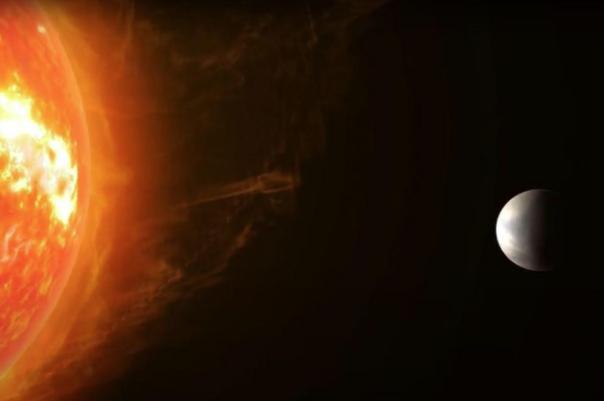超级地球Gliese 486b及其附近的红矮星.png