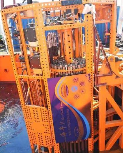 我国深海钻机钻探深度刷新世界纪录,海牛Ⅱ号有多牛?海牛Ⅱ号深海钻机简介