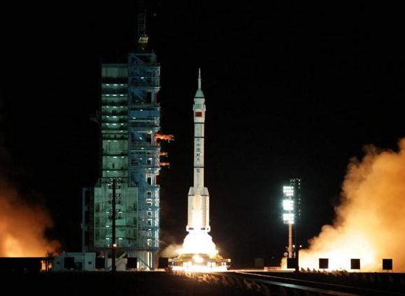 11名中国航天员飞上天的场景,他们是谁,在中国航天中创造了哪个时代