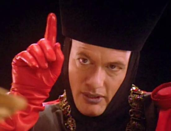 《星际迷航:皮卡德第二季》中制片人如何更清醒的呈现Q的角色
