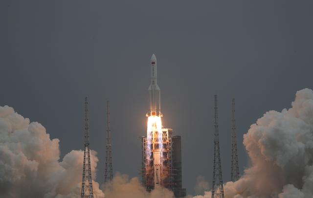 天和核心舱发射入轨{英超冠军投注主词},中国空间站有哪三种基本构型{英超冠军投注主词},航天工程三步走战略是什么?