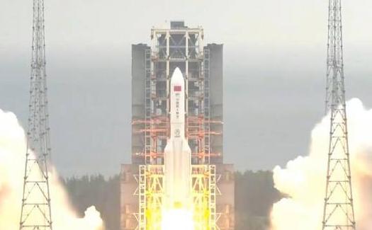 空间站天和核心舱发射成功{英超冠军投注主词},长征五号B遥二运载火箭都采用了哪些技术