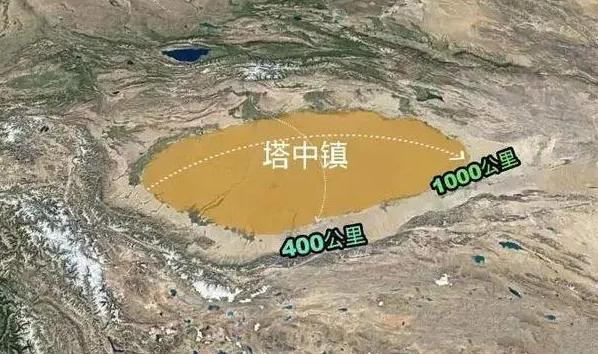"""摩臣2平台中国最大的沙漠叫什么名字?被称为""""死亡之海""""的沙漠竟然还有这么多人在居住"""