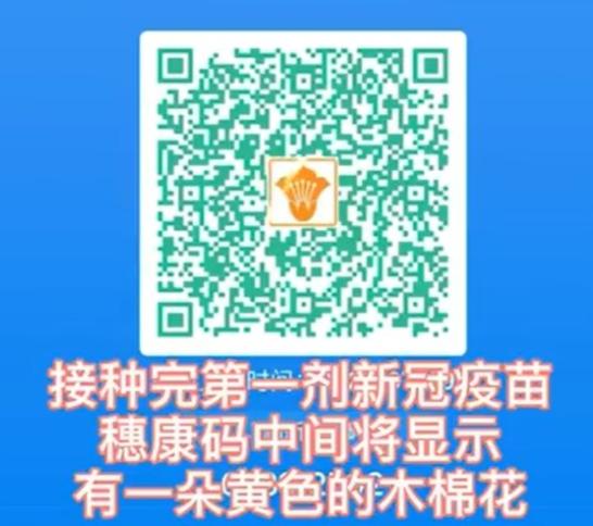 广州健康码上线木棉花皮肤长啥样,为什么是木棉花皮肤,如何解锁木棉花皮肤