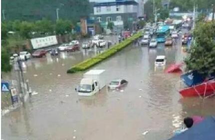 全国11省区市有大到暴雨影响哪些省市,大暴雨的降水量是多少及有哪些危险