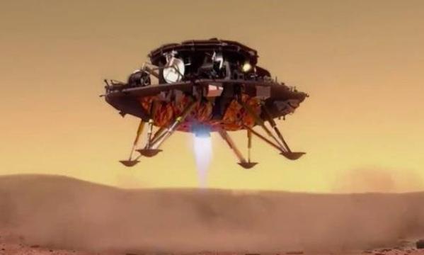 祝融号成功驶上火星表面意味着什么,祝融号上火星干什么去了,为什么被叫做祝融号