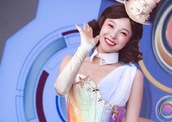 《【2号站在线注册】创造101陈语嫣在迪士尼工作,虽未出道,但只要有梦想就有舞台》