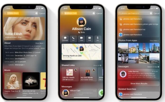 iOS 15新增专注模式有什么作用,iOS 15还有哪些变化,iOS 15支持哪些机型