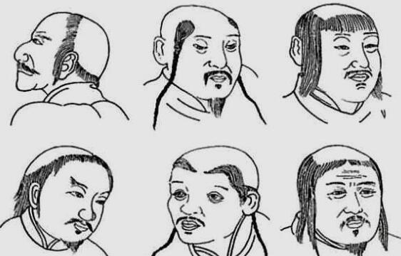《【二号站娱乐登录注册】古代男子发髻大盘点,原来清朝的辫子头是最丑的?》