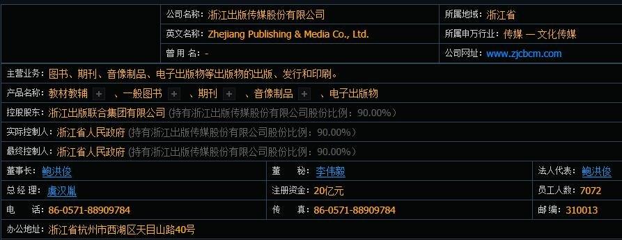浙版傳媒怎么樣,浙版傳媒股權結構是怎樣的及公司競爭優勢有哪些