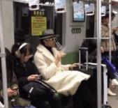 坐地铁也不妨碍精致