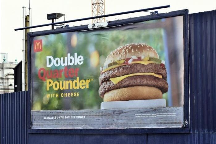 俄女子起诉麦当劳广告太诱惑 致其斋戒期间破戒吃肉