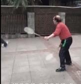 够独特的羽毛球