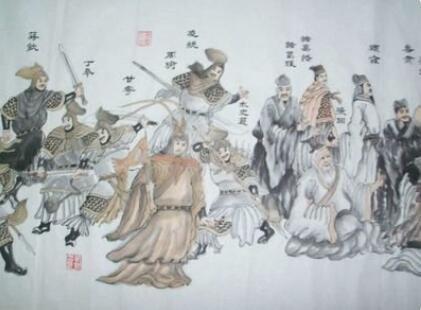 《【杏鑫注册地址】三国演义谁写的,罗贯中和张士诚的关系》