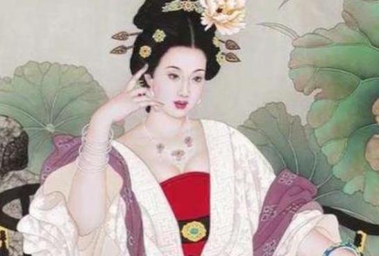 唐明皇杨贵妃相见于华清池,两人爱情开始的地方