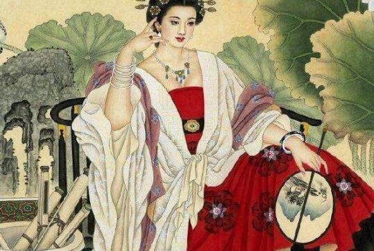 马嵬驿兵变和杨贵妃有关系吗?她是怎么死的?