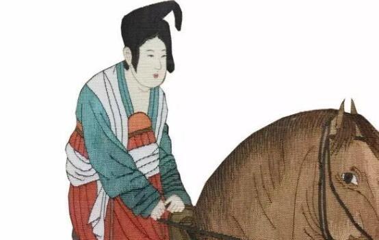 虢国夫人和杨贵妃什么关系?她是怎么被玄宗封号的?