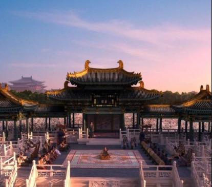 唐朝宫殿组成部分,与唐玄宗渊源颇深的是哪座宫殿?