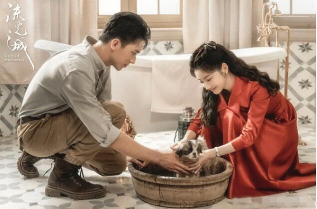 《司藤》后景甜又一新剧来袭,化身家庭学霸女教师,看到男主果断入坑