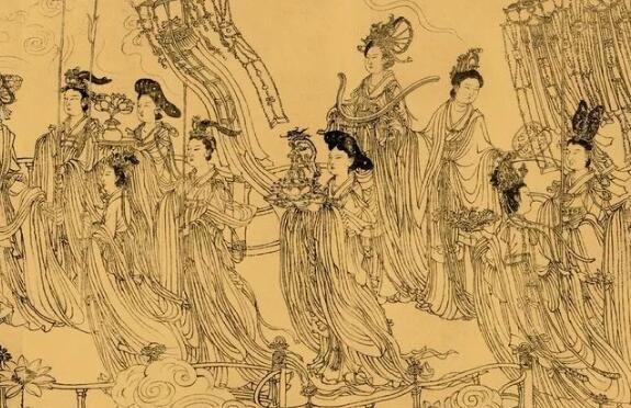 唐朝绘画的代表人物是谁?绘画成就达到了什么高度?