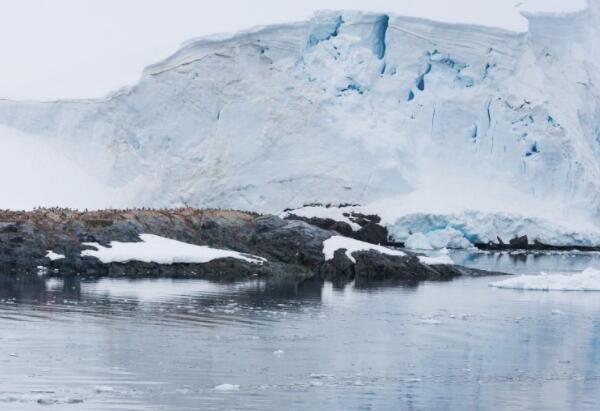 古代海冰核心的提取 揭示海冰与现代气候变化的复杂关系.jpg