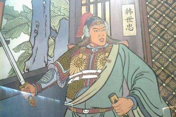韩世忠、梁红玉英勇抗金,他们的故事有哪些?