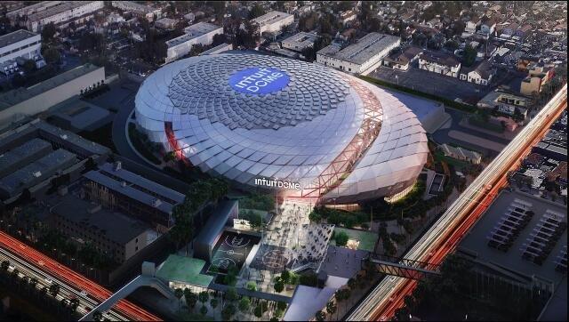 快船老板鲍尔默:厕位配比也是Intuit Dome新体育场的一项核心竞争力