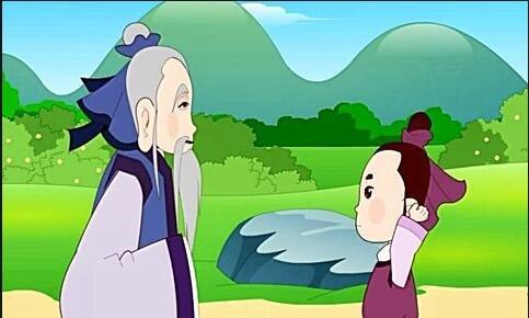 孔子的故事,三人行则必有我师焉的故事源于一个小男孩?