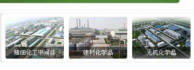 600352浙江龙盛化工产业产品
