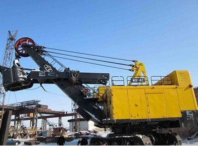 600169太原重工WK4C矿用挖掘机