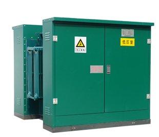 002074东源电器风电特种箱式变电站
