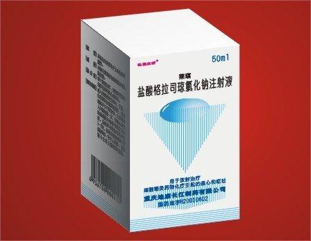 600466迪康藥業鹽酸格拉司瓊氯化鈉注射液